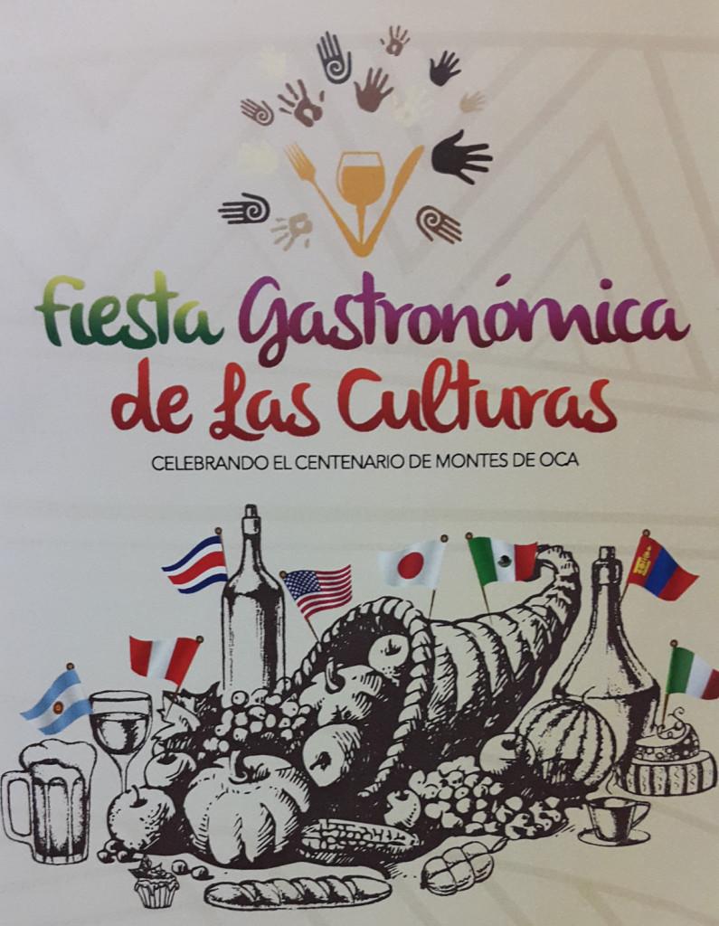 Fiesta Gastronómica de Las Culturas Música y Gastronomía