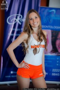 Yesiney Espinioza Chica Hooters 2016 Costa Rica