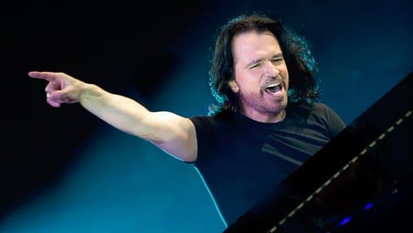 Concierto Intimo de Yanni en Costa Rica 2016