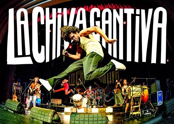 La Chiva Gantiva en Costa Rica Inauguración de DOPE