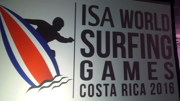 Costa Rica sede del Mundial de Surf 2016