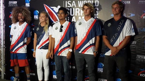 Mundial de Surf 2016 se realizará en Jacó