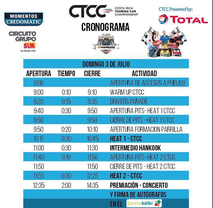 Final CTCC 2016 Cierra con Jalamelule en Concierto