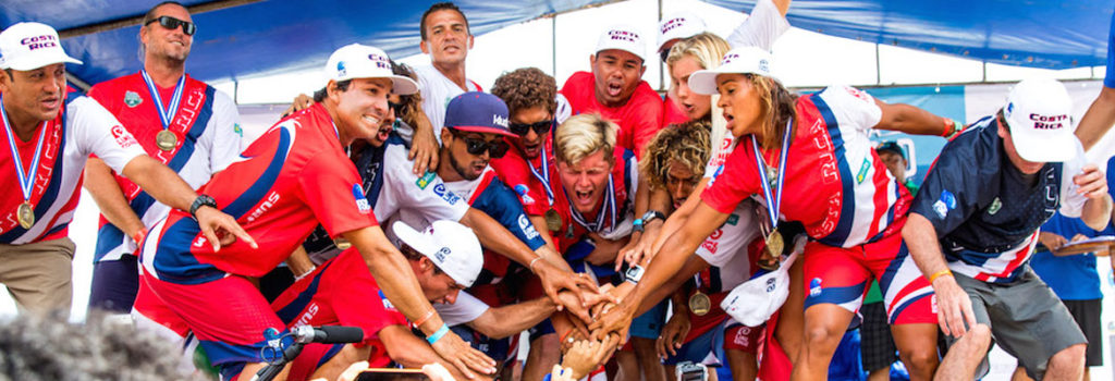Mundial de Surf Costa Rica 2016 - Selección Tica Escogida