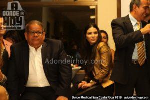 Rogelio Benavides - Inauguración Dolce Medical Spa