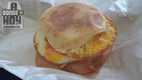 Big Muffin en AMPM Una Opción Para Desayunar