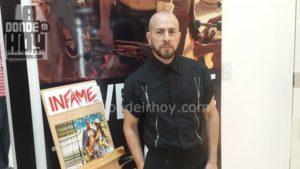 Johnny Murillo Edición 12 de Revista de Moda Infame Costa Rica