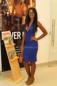 Kimberly Richardson - Edición 12 de Revista de Moda Infame Costa Rica