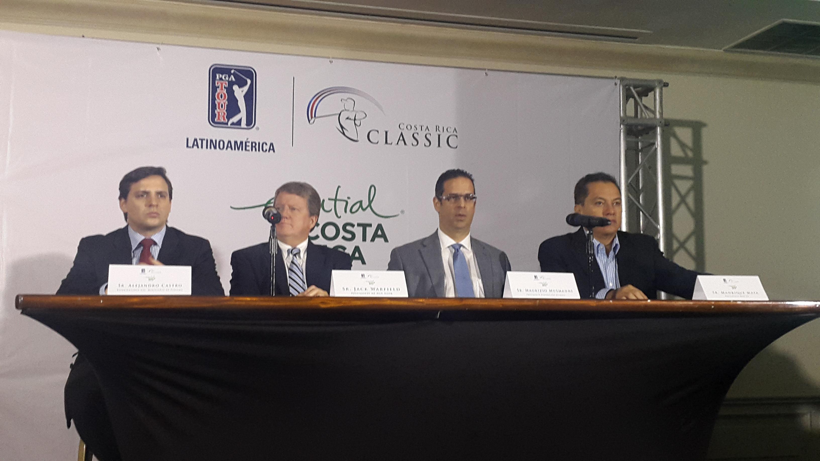 Costa Rica será sede de una fecha del PGA TOUR Latinoamérica
