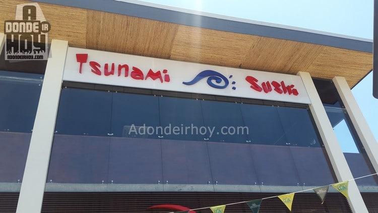Tsunami Sushi Jacó Inaugura Nuevo Local