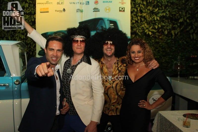 Cuarto Aniversario del Hotel Sheraton Costa Rica