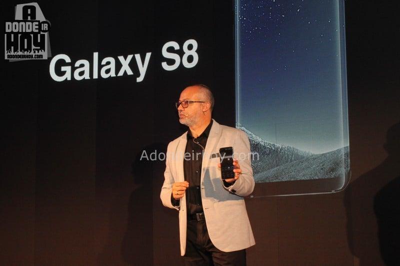 Samsung Galaxy S8 llegó a Costa Rica con Innovaciones