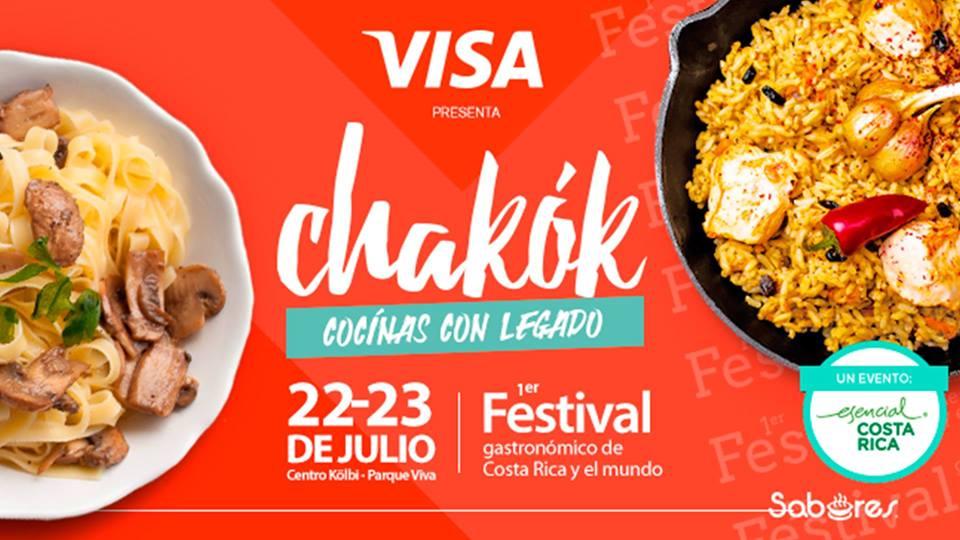 Festival Gastronómico Chakók