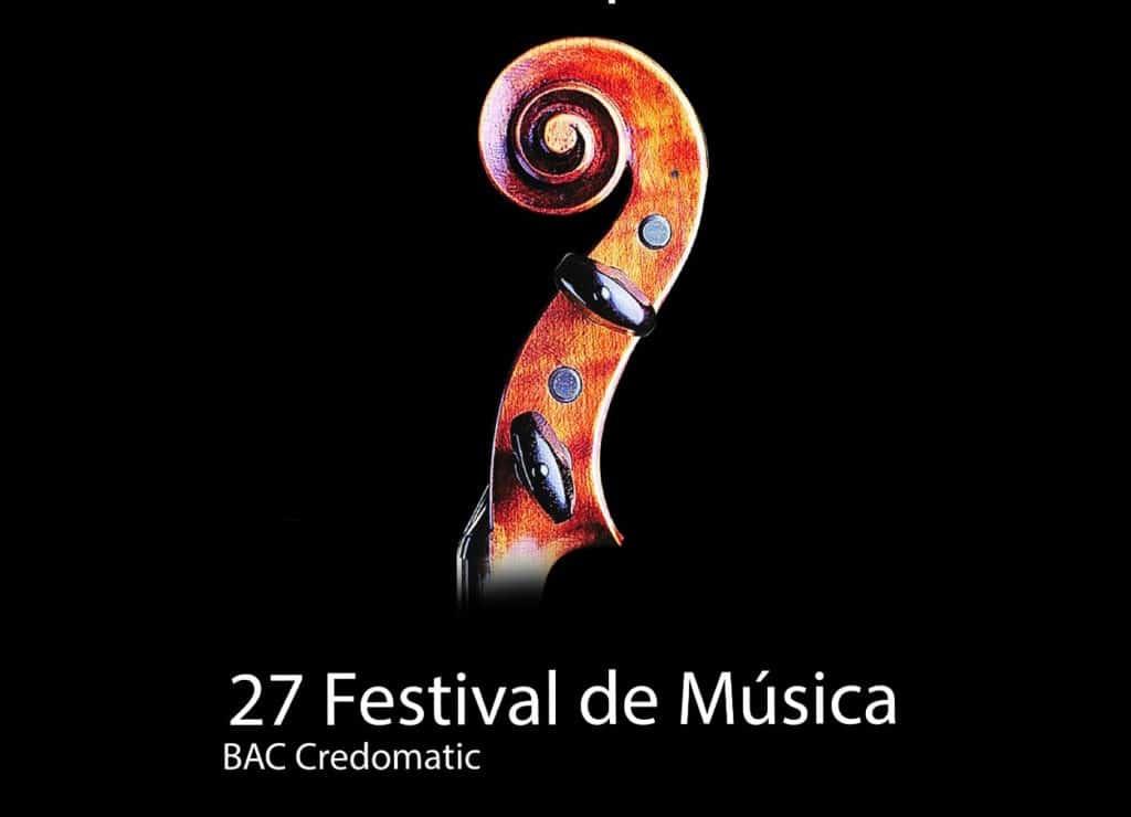 Este fin de semana arranca el Festival de Música BAC Credomatic 2017