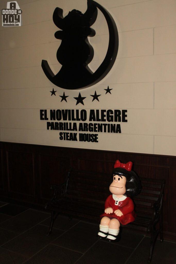 El Novillo Alegre Alajuela