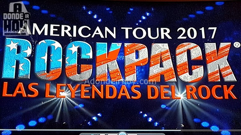 RockPack Con Ex Vocalistas de Toto, Journey, Kansas y Chicago