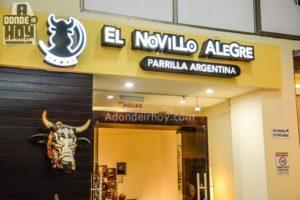 El Novillo Alegre San Pedro en Plaza Antares
