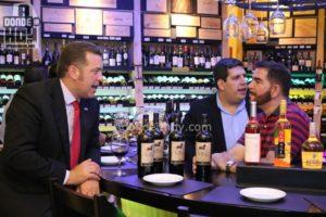 Vino Toro de Peidra Premium Chileno