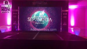 Soda Stereo SEP7IMO DIA Cirque du Soleil Costa Rica