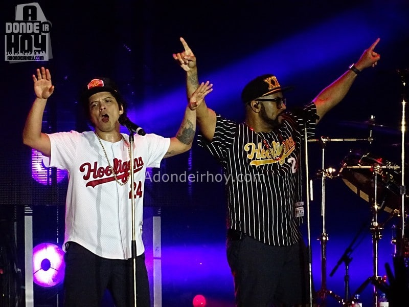 Videos y Fotos del Concierto de Bruno Mars en Costa Rica 2017