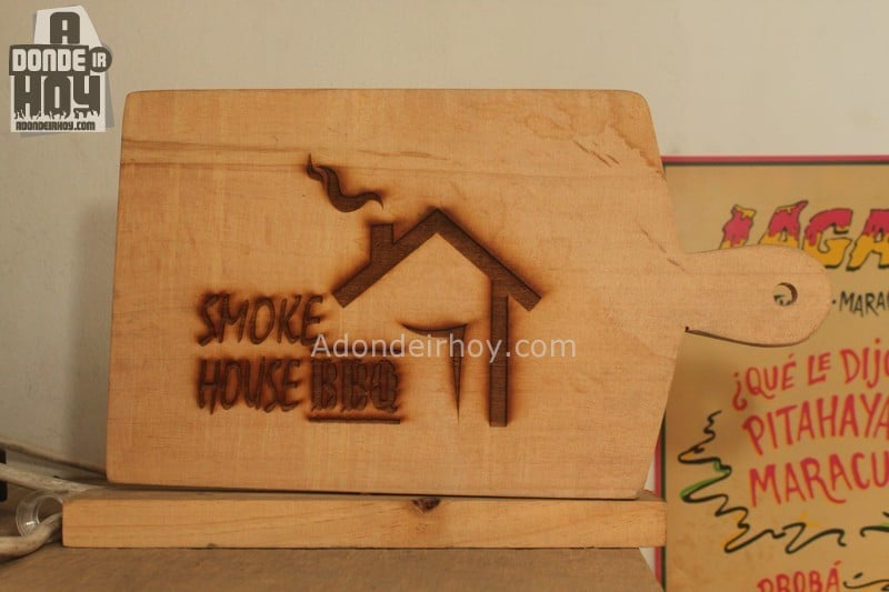 Casita de Humo SmokeHouse