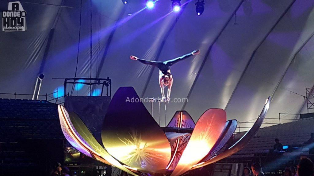 Posponen Primera Función del Circo del Sol en Costa Rica