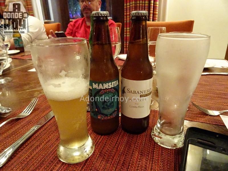 Mansita y Sabanero Cervezas Artesanales en el JW Marriott de Pinilla