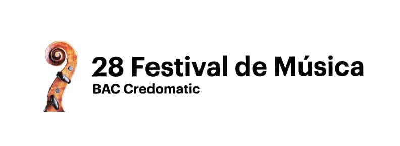 Festival de Música BAC Credomatic #28