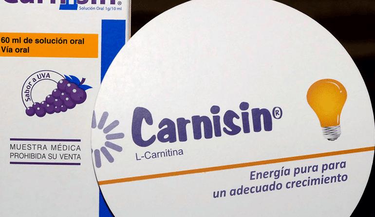 Carnisin: Complemento alimenticio para crecimiento y desarrollo de niños