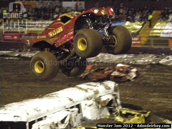 Monster Jam 2018 en Costa Rica a toda rueda