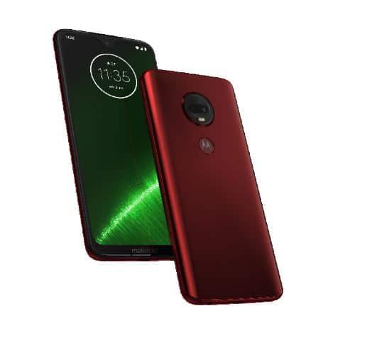 Motorola G7 llega con 3 nuevos estilos