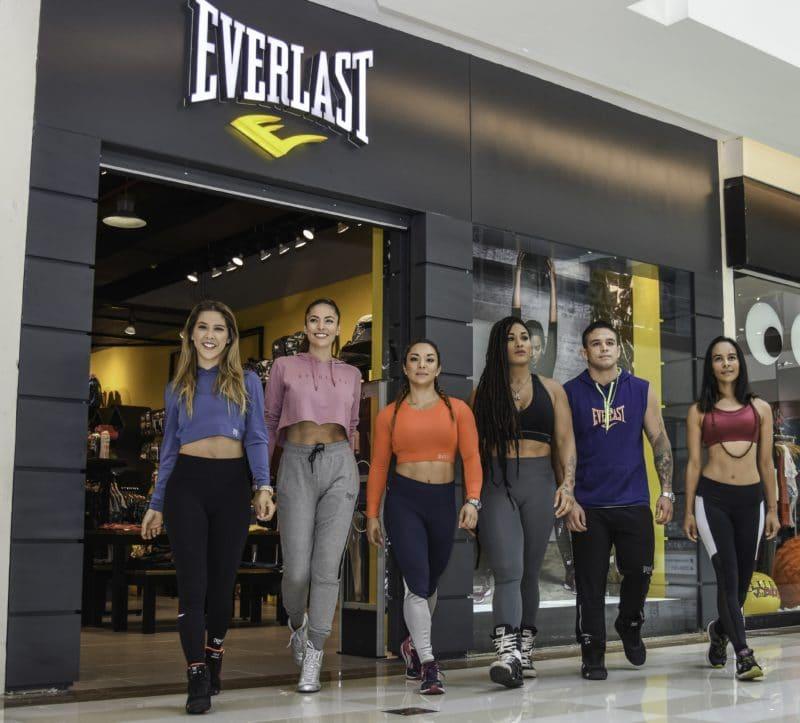Everlast Costa Rica con Primera Tienda Concepto