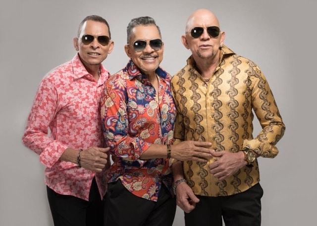 Jale Al Puerto 2019 con Los Hermanos Rosario y Luis Enrique