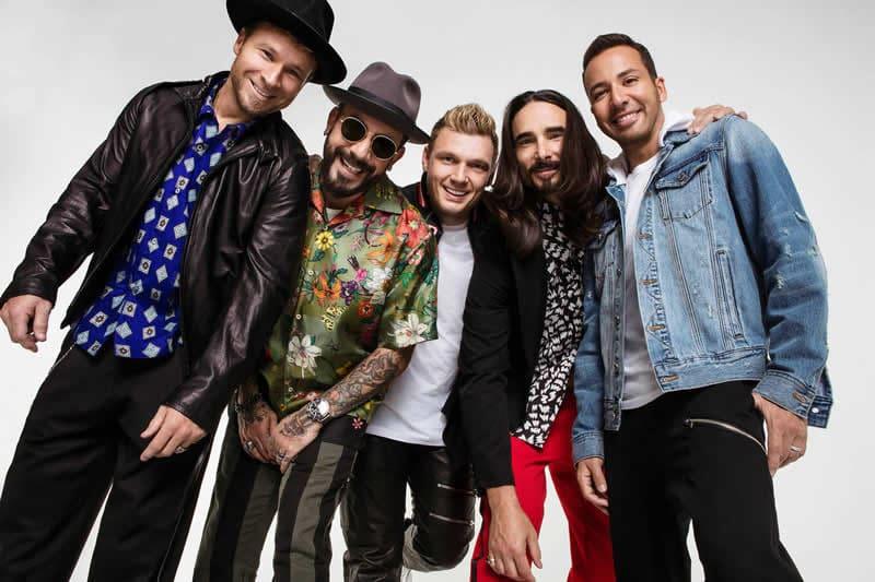 Backstreet Boys llega a Costa Rica en febrero 2020