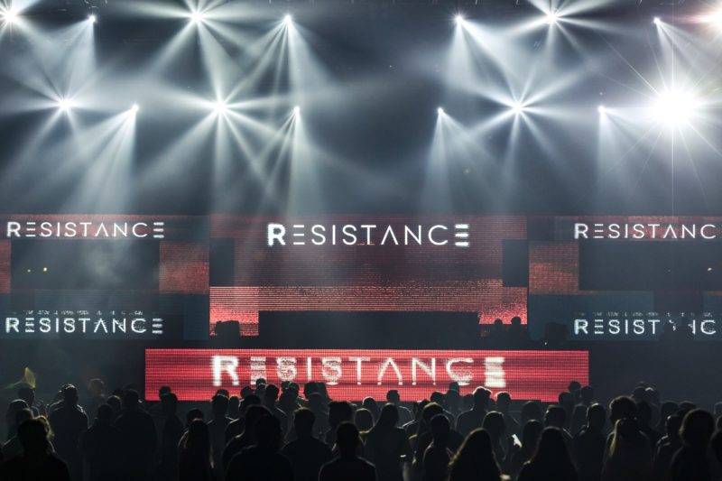 Resistance Costa Rica 2019