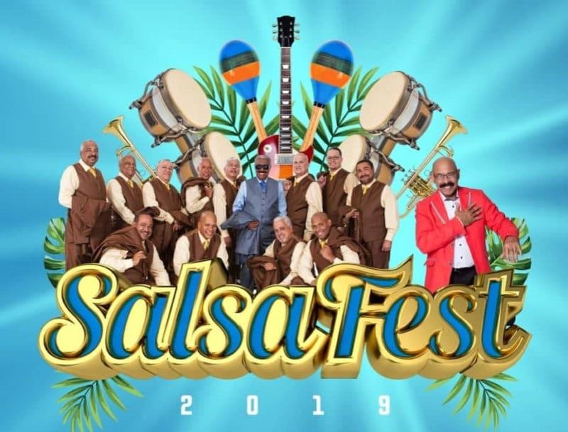 Salsa Fest 2019 trae a Oscar D' León y el Gran Combo de Puerto Rico