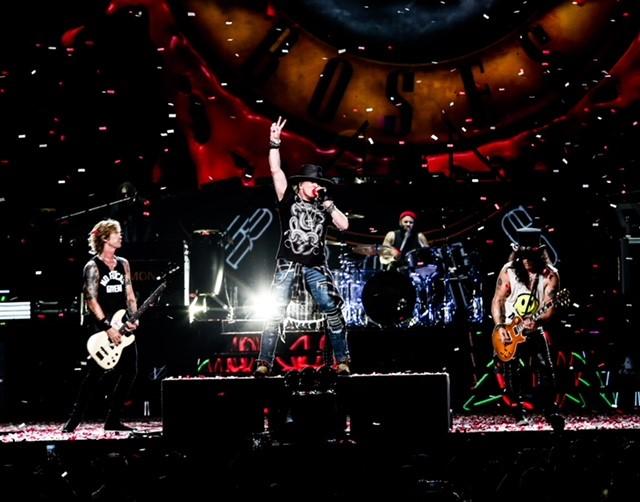 Guns N' Roses Costa Rica 2020
