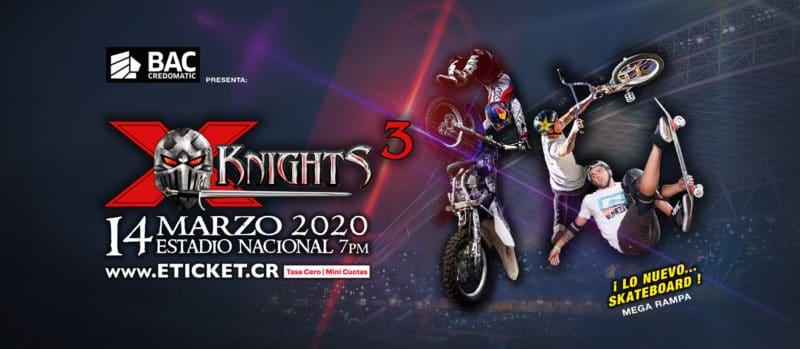 X-Knights 2020 incluirá el Skateboarding para su edición 14
