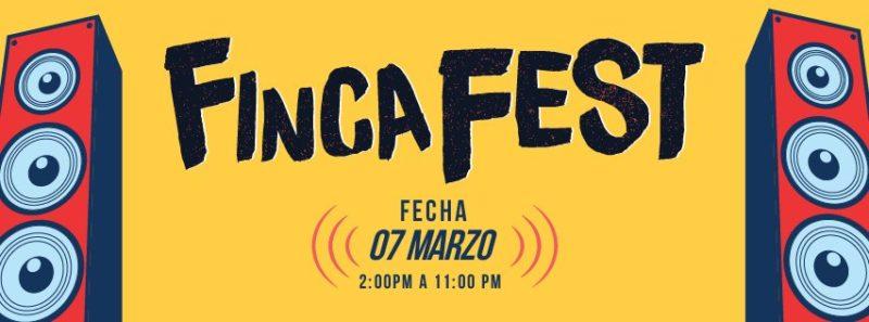 Finca Fest 2020 estará cargado de ímpetu