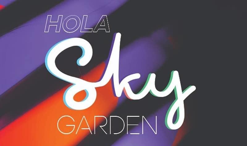 Sky Garden - Una Opción Minimalista