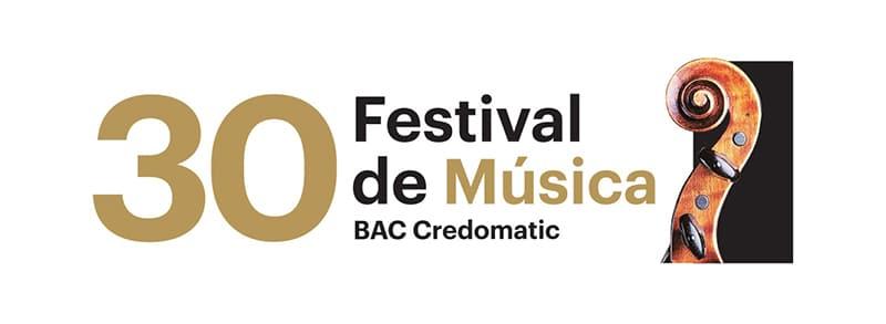 Trigésimo Aniversario del Festival de Música BAC Credomatic